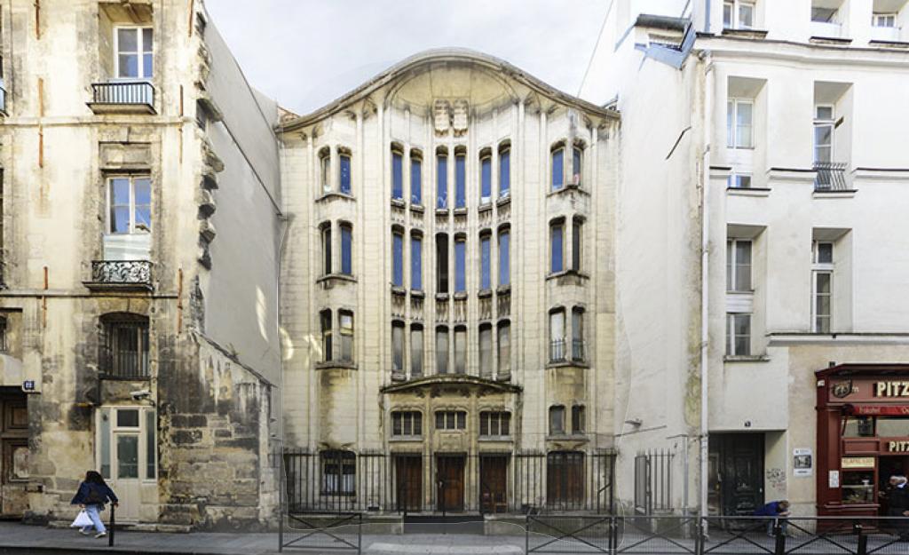Synagogue Paris